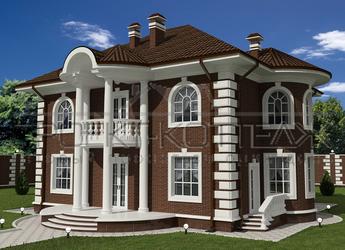 Проект дома в нахабино проект дома в