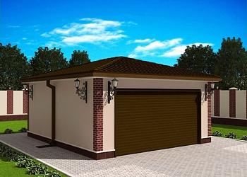 Проект гаража тополь проект гаража