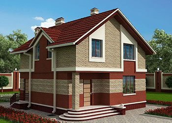 Проект дома в апрелевке